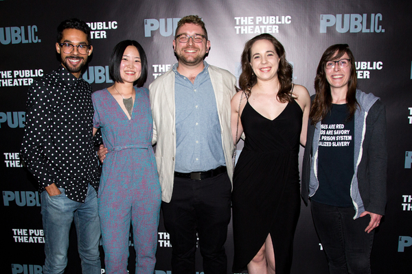 Photo Coverage: AIN'T NO MO' Celebrates Opening Night at the Public Theater