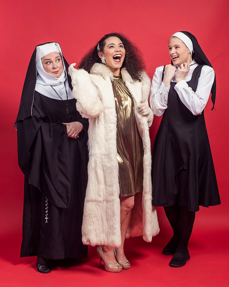 Thursday's FRIDAY 5 (+1): The Larry Keeton Theatre's SISTER ACT Opens Tonight