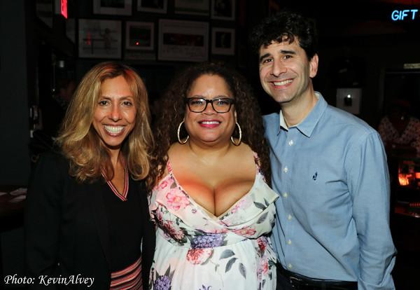Amanda Green, Natalie Douglas, John Cariani Photo