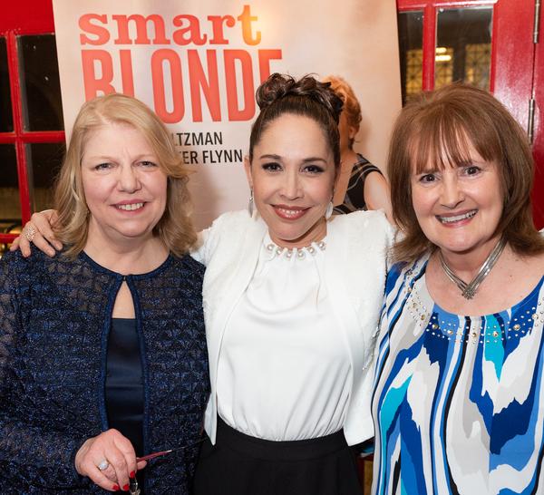 Judith Manocherian, Andrea Burns, Mary J. Davis Photo