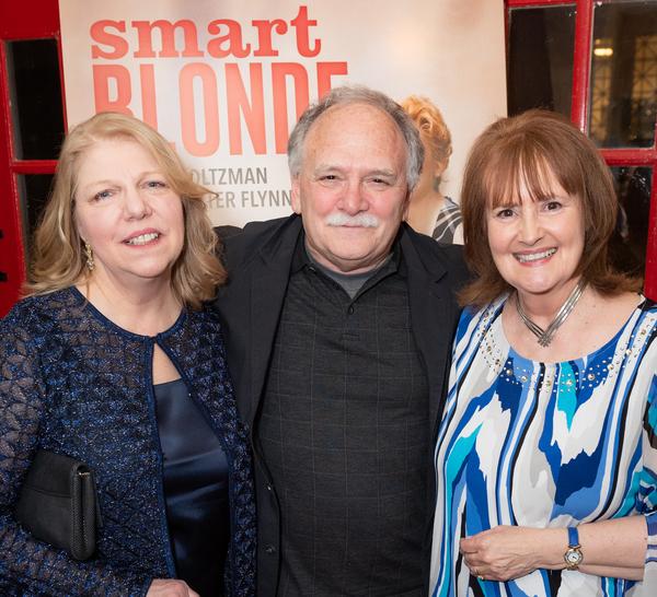 Judith Manocherian, Willy Holtzman, Mary J. Davis