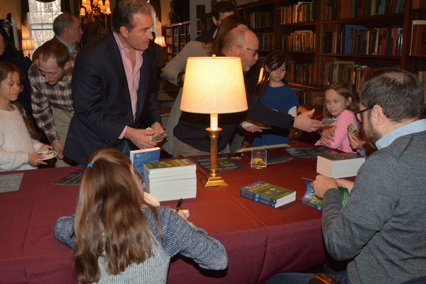 Photo Coverage: Inside the Book Release of POPPY HAVILAND & THE SECRET OF THE LIVELY WIDOW