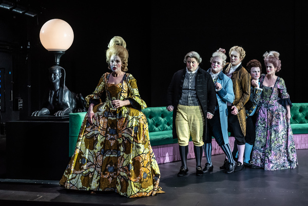 Photo Flash: First Look at Royal Opera and London Handel Festival's BERENICE