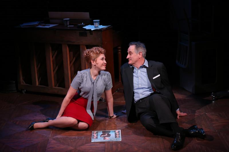 BWW Review: SMART BLONDE Staring Andréa Burns at 59E59 is a Sure Fire Hit