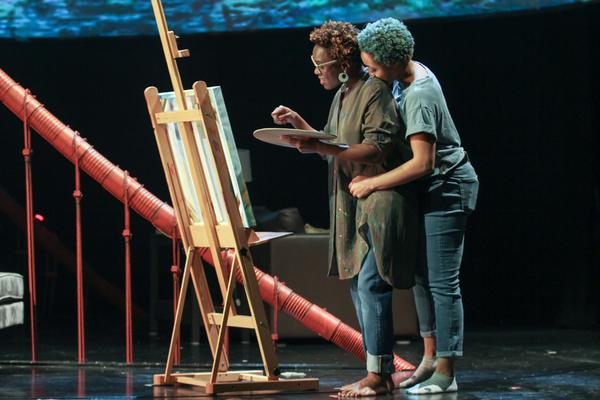 Photo Flash: Philadelphia Theatre Company Presents HOW TO CATCH CREATION