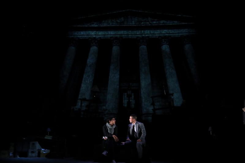 BWW Review: Atlantis Theatrical Crafts A Polished Rendition of MILLENNIUM APPROACHES