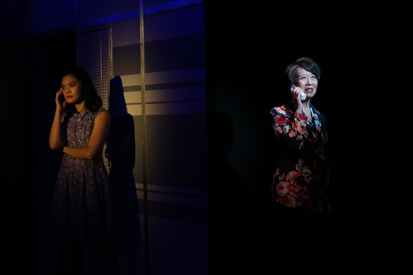 Photo Flash: DO YOU FEEL ANGER at the Vineyard Theatre