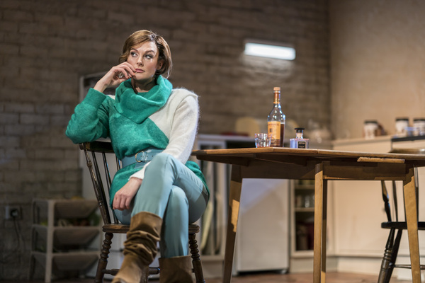 Photo Flash: First Look at the National's TOP GIRLS