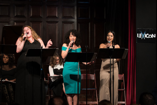 Photo Coverage: Laura Osnes, Bonnie Milligan, Deborah Cox and More Kick Off Dinelaris and Wildhorn Stage-to-Screen Collaboration