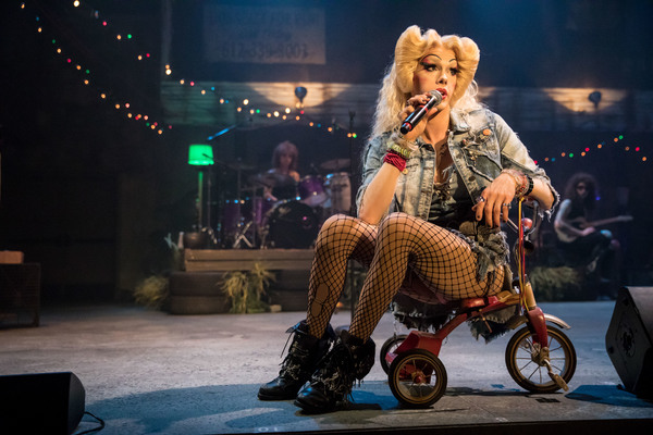 Photo Flash: First Look at Theater Latté Da's HEDWIG AND THE ANGRY INCH