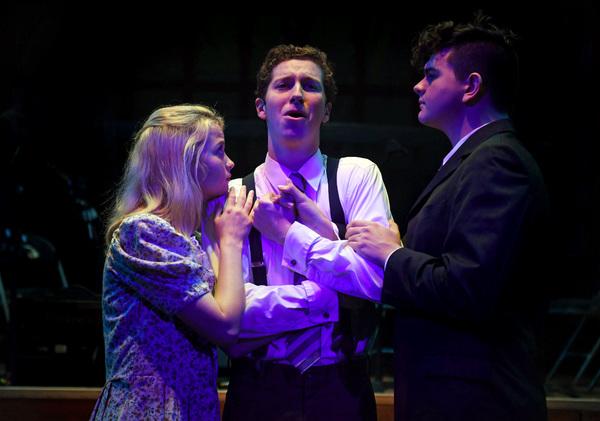 Photo Flash: Theatre TCC Presents The Tony Award-Winning Musical SPRING AWAKENING