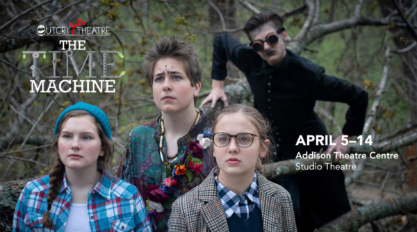 Photo Flash: Outcry Youth Theatre Performs World Premiere Of THE TIME MACHINE