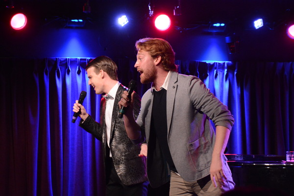 Mark William and Daniel Dunlow Photo