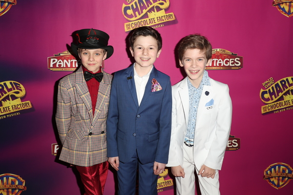 Photo FLASH: CHARLIE AND THE CHOCOLATE FACTORY Opens at Pantages