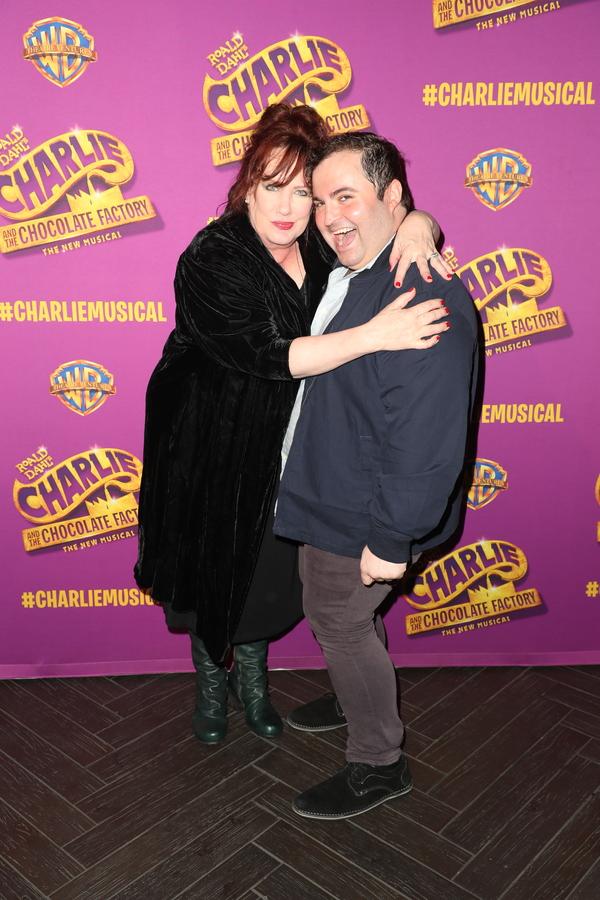 Kathy Fitzgerald & Matt Wood