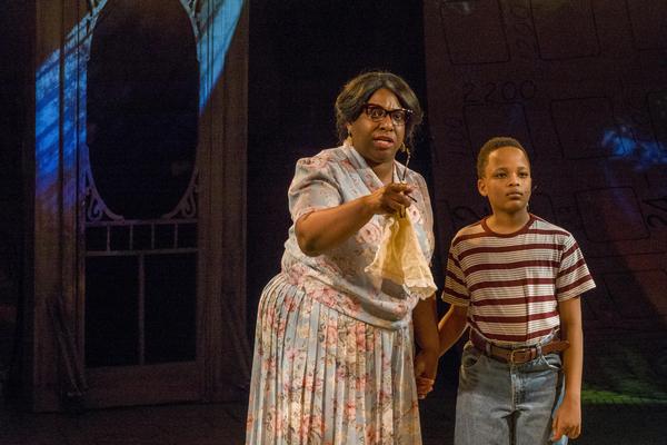Photo Flash: Chicago Children's Theatre's Debut of THE WATSON'S GO TO BIRMINGHAM