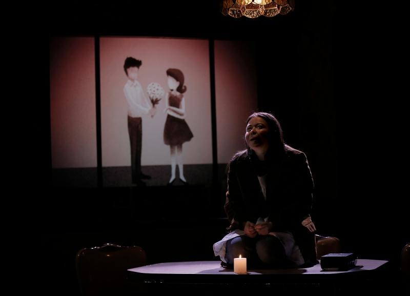 BWW Review: WET's Hilariously Creepy FEATHERS AND TEETH