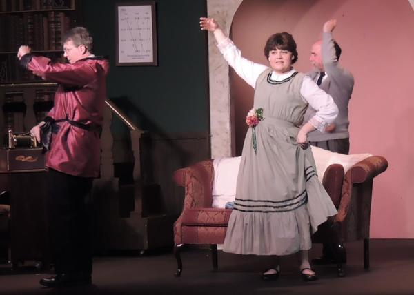 Photo Flash: Way Off Broadway's MY FAIR LADY