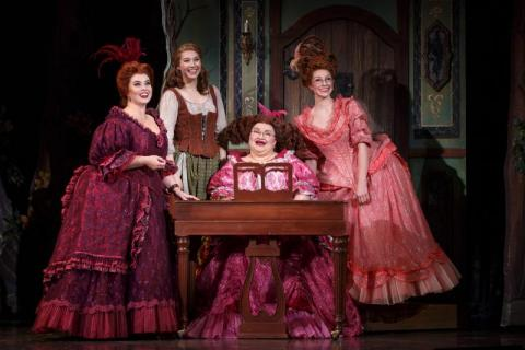 BWW Review: RODGERS + HAMMERSTEIN'S CINDERELLA at The Fox Theatre is Filled with Magic!