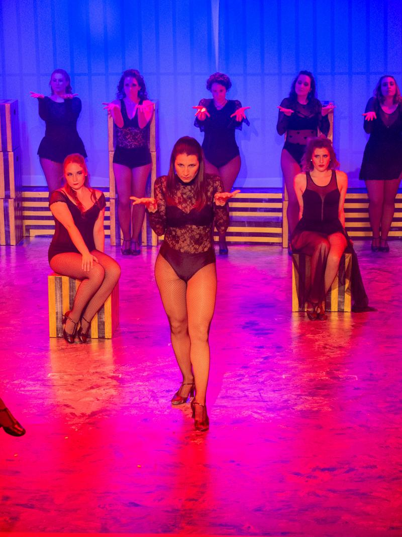 BWW Review: REEL TO REAL BY STOP/TIME DANCE THEATER at Playhouse On Park