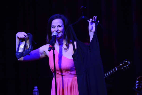 Photo Coverage: Mandy Gonzalez Makes NJPAC Cabaret Debut in AMERICAN SONG Series