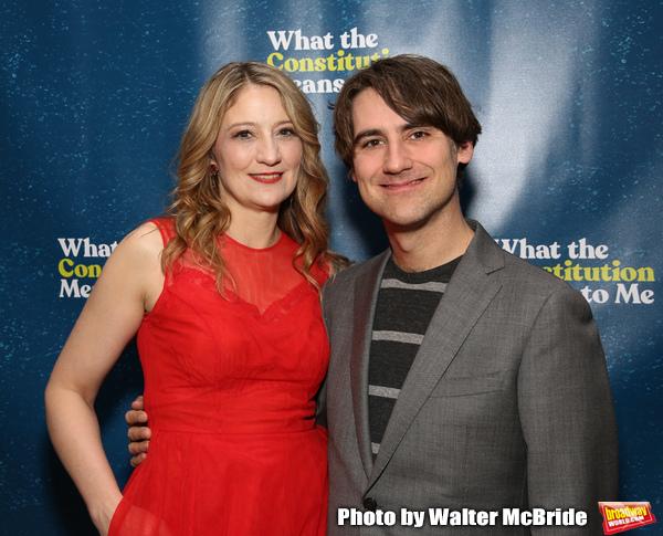 Heidi Schreck and Kip Fagan Photo