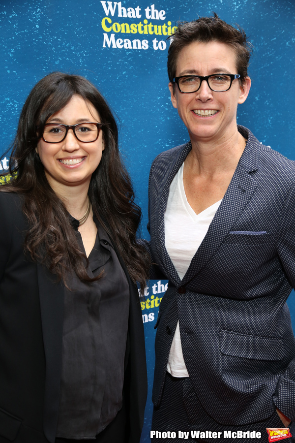 Jen Schriever and Rachel Hauck Photo
