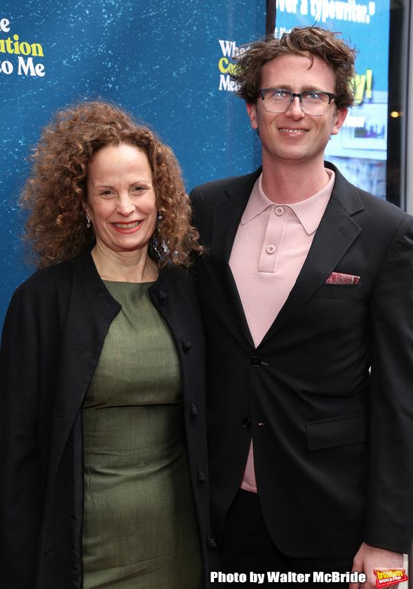 Maria Striar and Michael Bulger