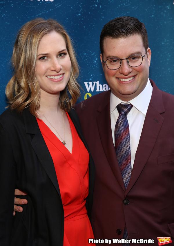 Alyssa Ross and Matt Ross  Photo