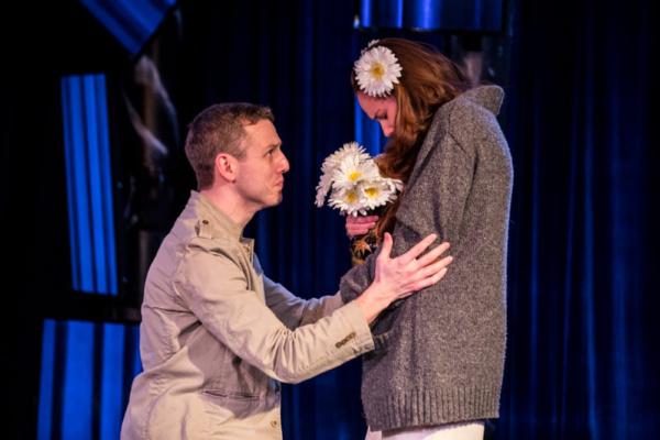 Andrew Garrett & Laura Menzie