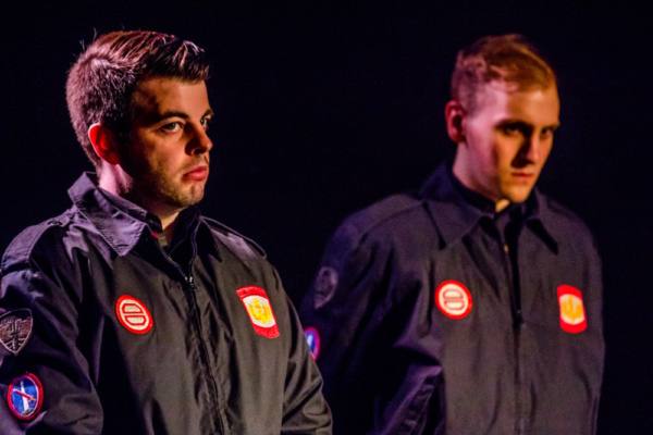 Photo Flash: First Look At Titan Theatre Company's HAMLET