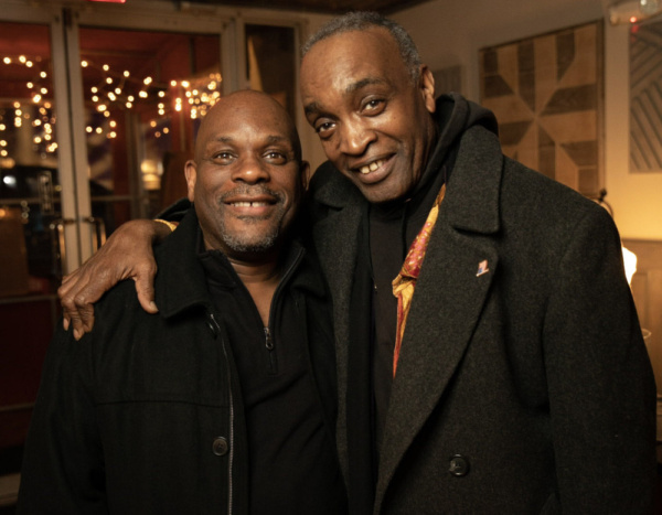 Craig Shell and Ray Shell. Photo by Sekou Luke Studio.