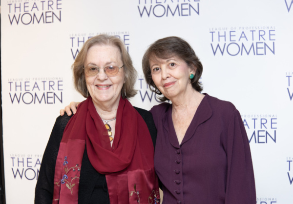 Photo Flash: Inside the 2019 Theatre Women Awards At The Sheen Center