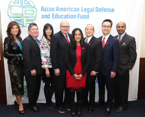 Photo Flash: Aasif Mandvi And Juju Chang Celebrate AALDEF's 45th Anniversary In NYC With 2019 Justice In Action Awards