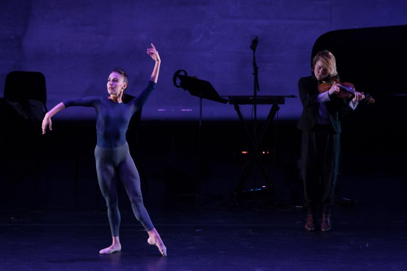 BWW Review: DAMIAN WOETZEL'S DEMO: NOW Defies Expectation