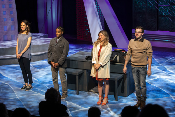 Photo Flash: Opening Night of ROTTERDAM At Center Theatre Group
