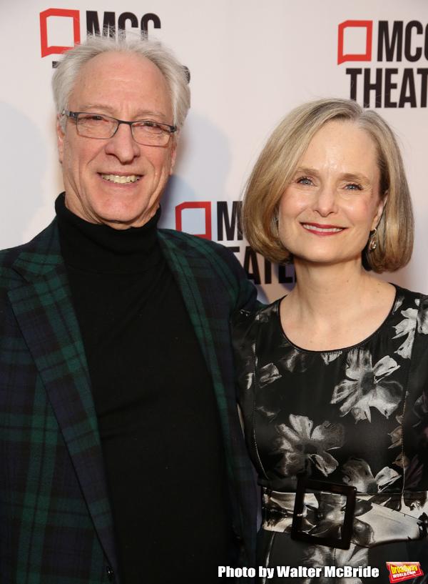 Robert LuPone and Barbara Garrick Photo