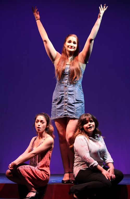 BWW Review: I LOVE YOU, YOU'RE PERFECT, NOW CHANGE at FSW's Black Box Theatre