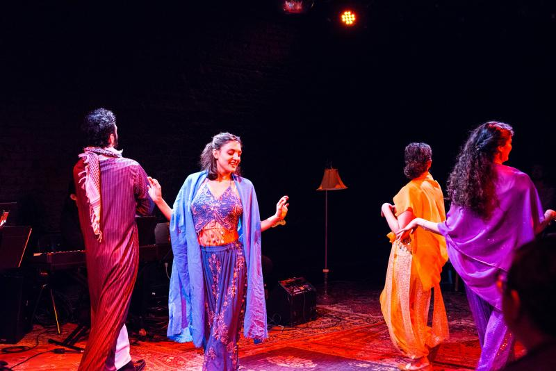 BWW Interview: Aya Aziz on the Personal Story Told in EH DAH? QUESTIONS FOR MY FATHER