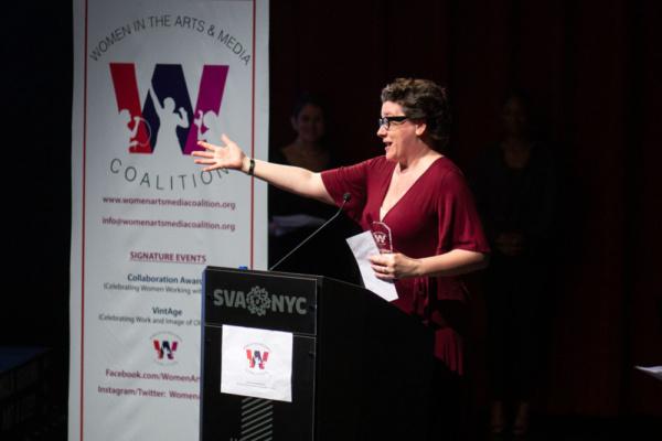 Photo Flash: Photo Flash: Inside The 2019 Collaboration Awards At SVA Theater