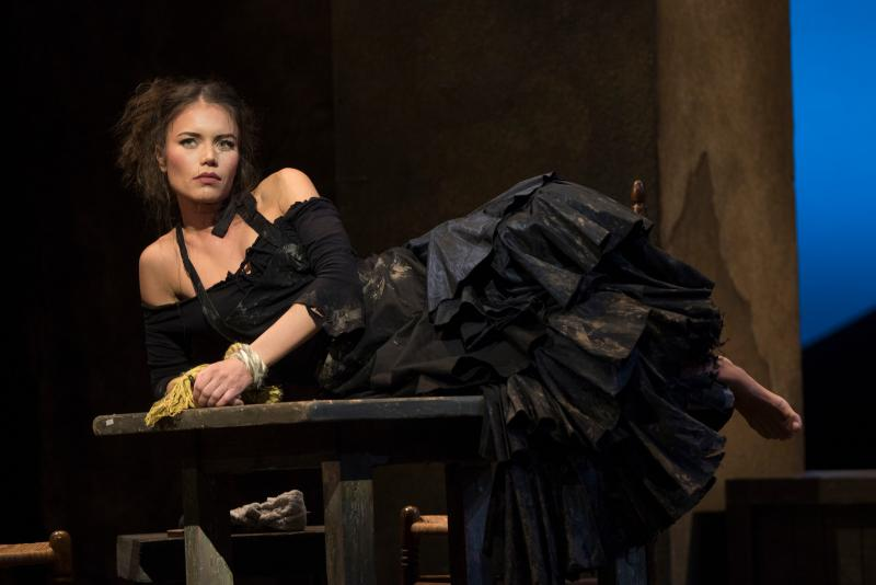 BWW Review: SAN DIEGO OPERA'S CARMEN at the San Diego Civic Center