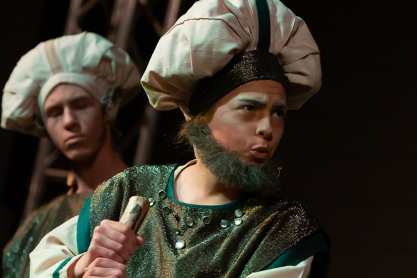 Photo Coverage: First look at TETELESTAI in Columbus
