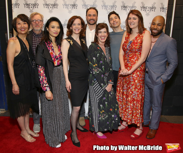 Photo Coverage: Inside the DO YOU FEEL ANGER? Opening Night Party