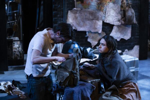 Photo Flash: The Actors Studio Drama School 2019 Repertory Season Opens With BOBRAUSCHENBERGAMERICA And BIRDSONG