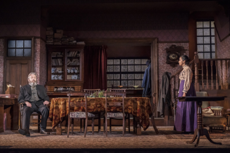 BWW Interview: Sam Troughton Talks RUTHERFORD AND SON