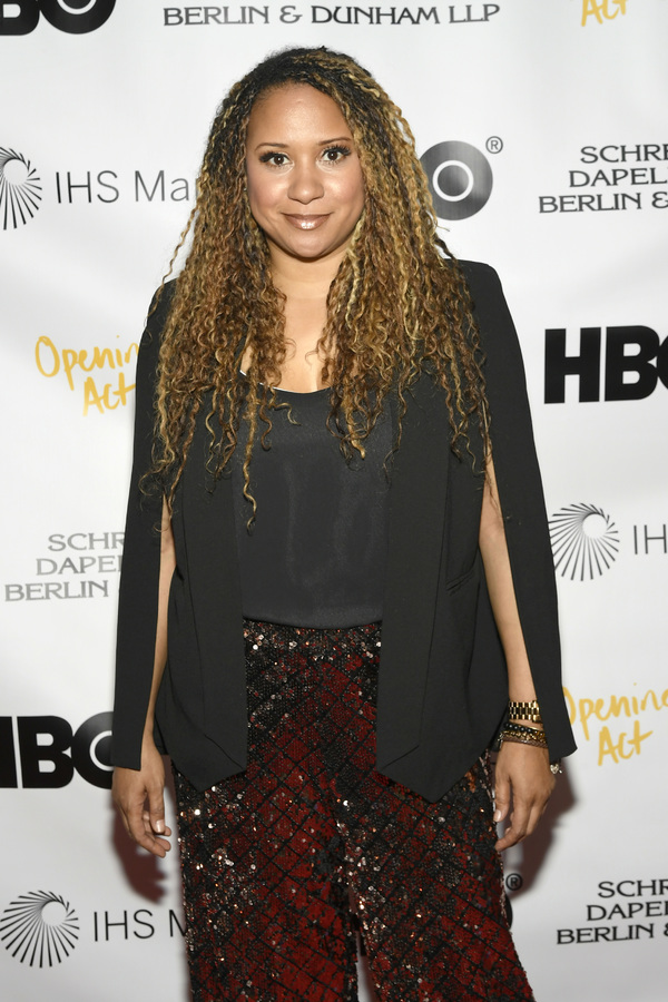 Tracie Thoms law and order