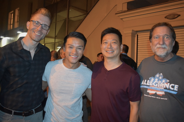 Lorenzo Thione, Ethan Le Phong, Jay Kuo, Dwight Martin