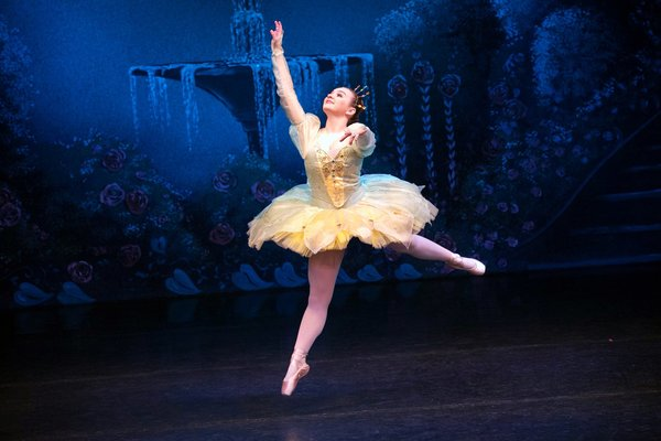 Photo/Video: First Look At Maine State Ballet's CINDERELLA