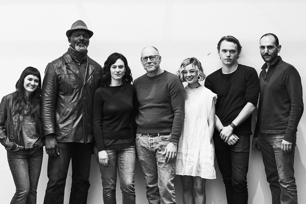 The cast of Sam Shepard's Curse of the Starving Class