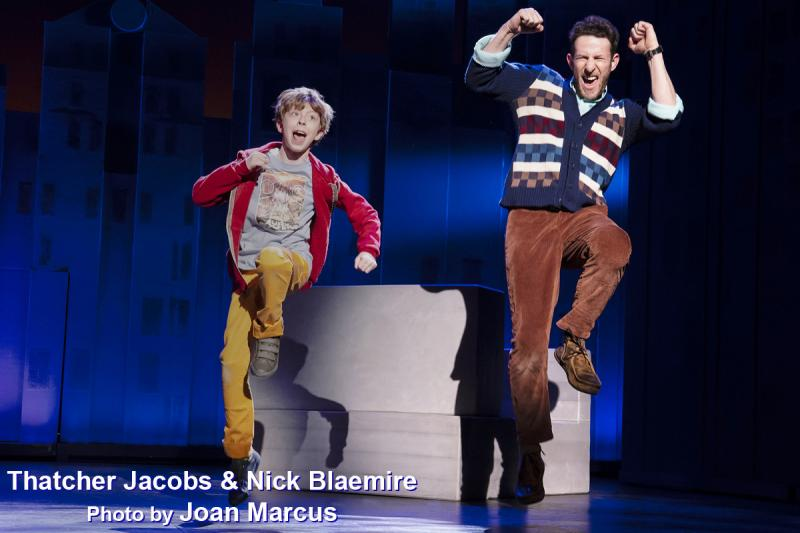 BWW Interview: Nick Blaemire On Touring, Living Life & Bonding With FALSETTOS' Audiences